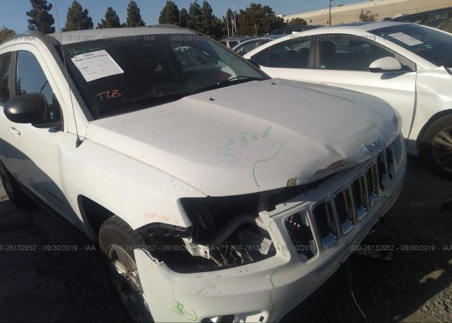 Inventory #153789170 2014 JEEP COMPASS