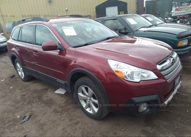 Inventory #935033197 2013 Subaru OUTBACK