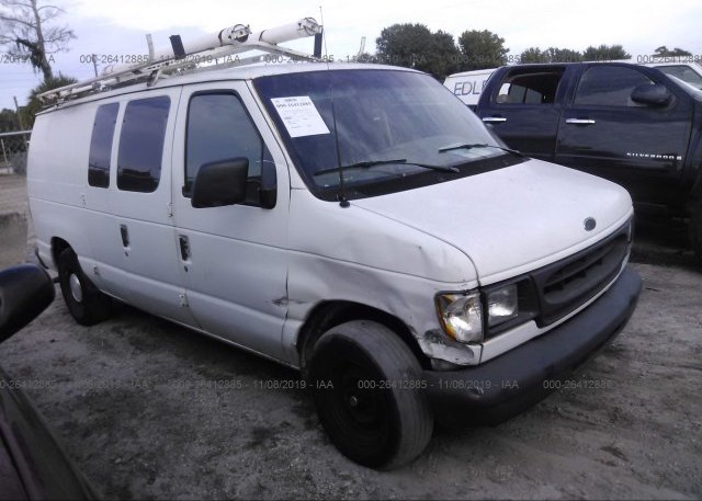 Inventory #385011974 2000 FORD ECONOLINE