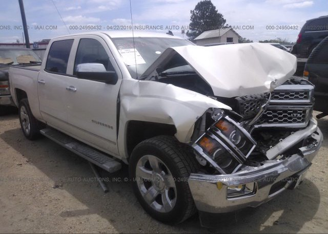 Inventory #193458328 2014 Chevrolet SILVERADO
