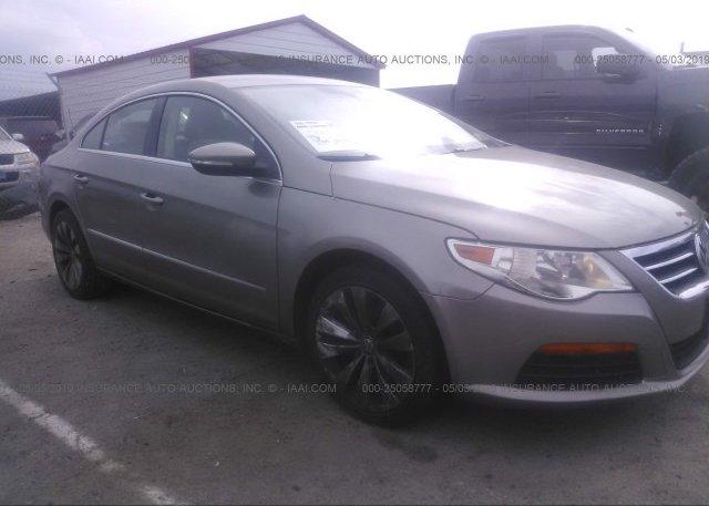 Inventory #826640849 2012 Volkswagen CC