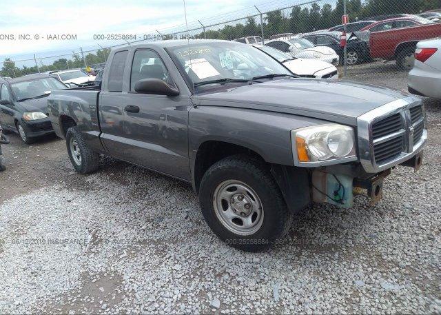 Inventory #543401830 2006 Dodge DAKOTA