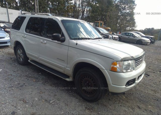 Inventory #316144101 2004 FORD EXPLORER
