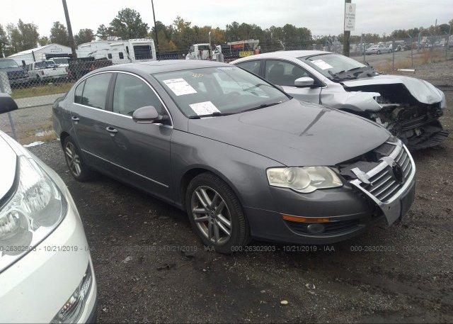 Inventory #467979578 2008 Volkswagen PASSAT