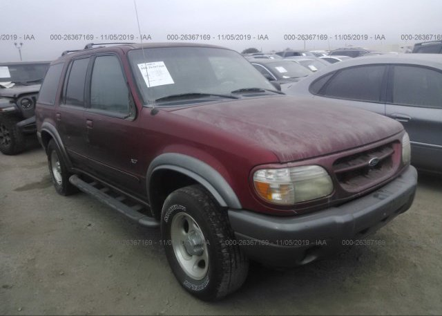 Inventory #625313545 2000 FORD EXPLORER