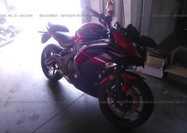 Inventory #537392642 2016 Kawasaki EX650