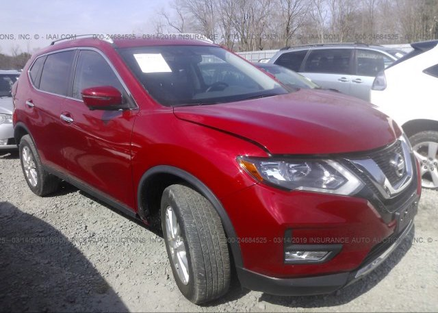 Inventory #571801441 2017 Nissan ROGUE