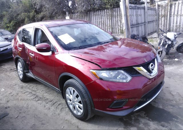 Inventory #892693427 2015 NISSAN ROGUE