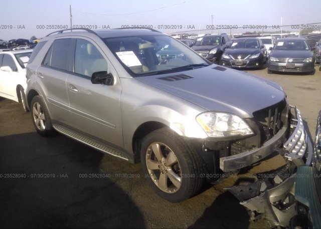 Inventory #927475806 2009 Mercedes-benz ML