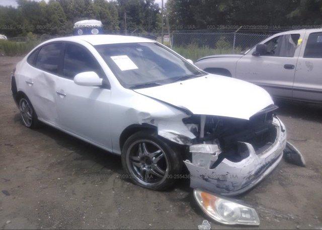 Inventory #635183413 2007 Hyundai ELANTRA
