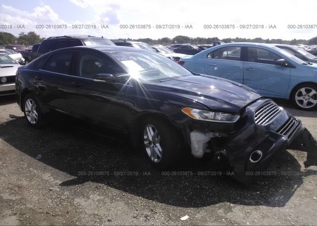 Inventory #527159090 2013 FORD FUSION