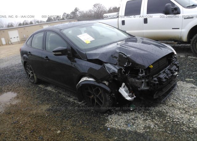 Inventory #720749956 2018 FORD FOCUS