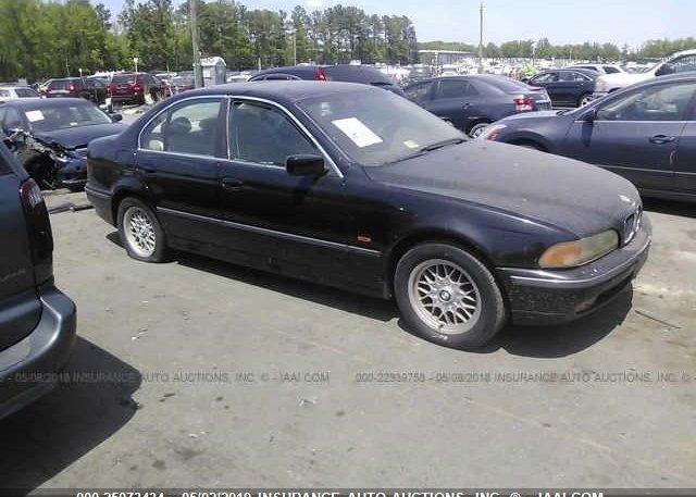 Inventory #705662181 1999 BMW 528