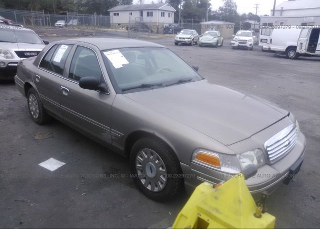 Inventory #733494316 2005 FORD CROWN VICTORIA