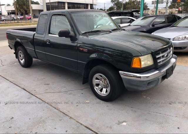 Inventory #750670427 2002 Ford RANGER