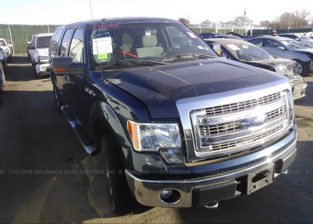 Inventory #619406130 2013 FORD F150