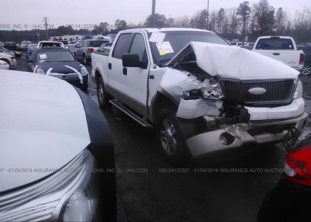 Inventory #182012806 2007 FORD F150