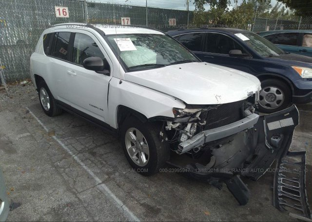 Inventory #264047499 2015 JEEP COMPASS