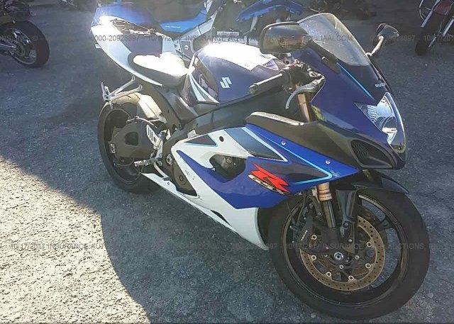 Inventory #662834573 2006 Suzuki GSX-R1000
