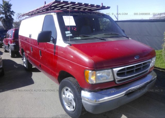 Inventory #167119489 1998 FORD ECONOLINE