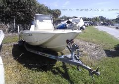 2001 SCOUT FISHING BOAT