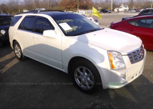 Inventory #782093655 2005 Cadillac SRX