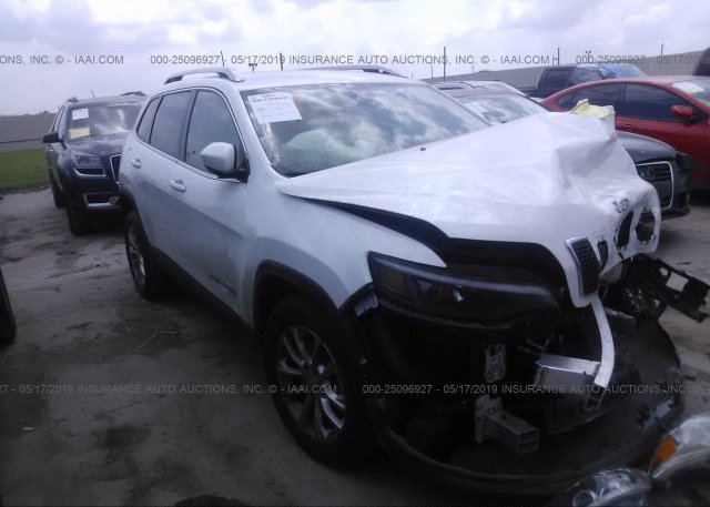 Inventory #221338561 2019 JEEP CHEROKEE