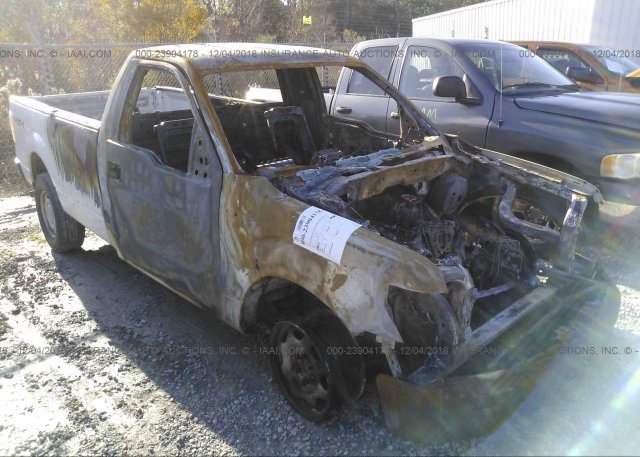 Inventory #152714052 2010 FORD F150