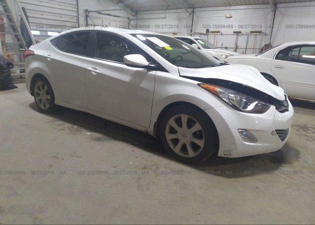 Inventory #391451823 2012 Hyundai ELANTRA