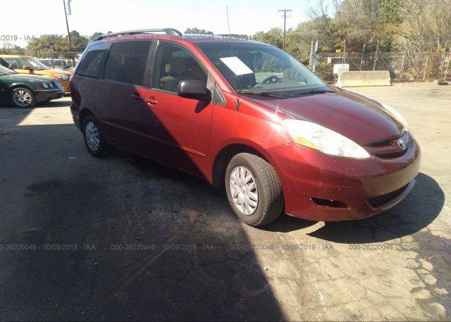 Inventory #326989053 2006 Toyota SIENNA
