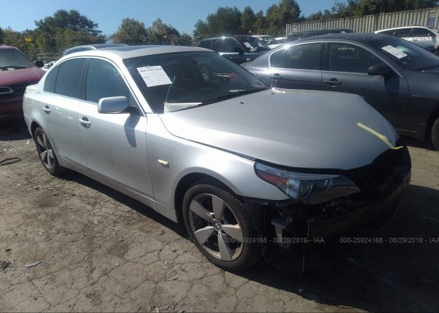 Inventory #145608556 2007 BMW 530