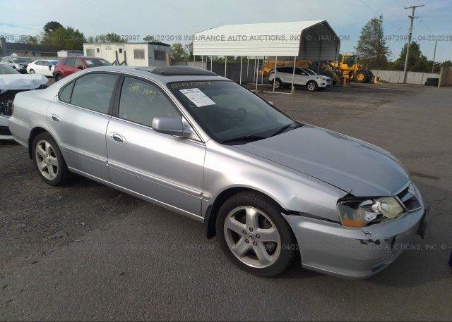 Inventory #382411970 2002 Acura 3.2TL