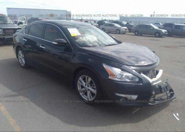 Inventory #603607282 2015 Nissan ALTIMA