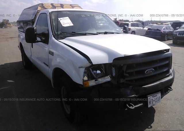 Inventory #655235688 2002 FORD F250
