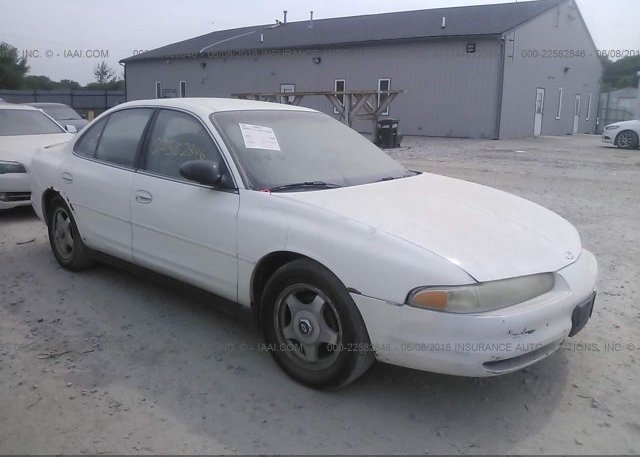 Inventory #572465001 2002 Oldsmobile INTRIGUE