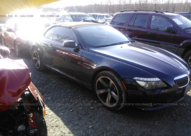 Inventory #585739889 2010 BMW 650