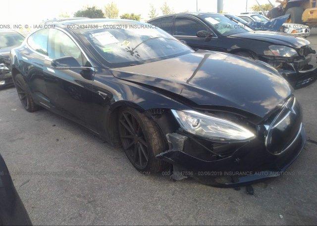 Inventory #658876226 2013 Tesla MODEL S