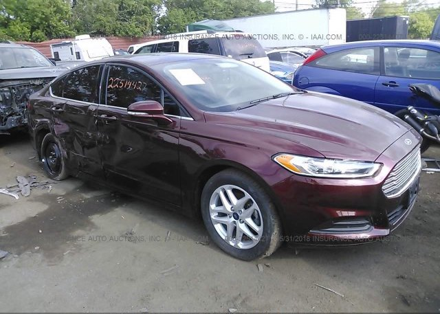 Inventory #365537146 2015 FORD FUSION