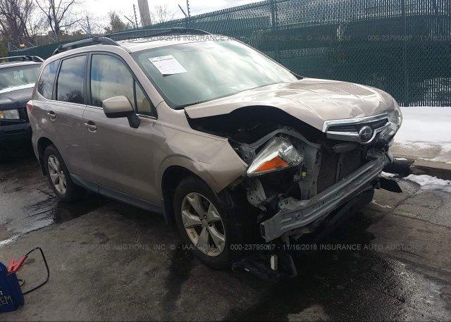 Inventory #789511822 2015 Subaru FORESTER
