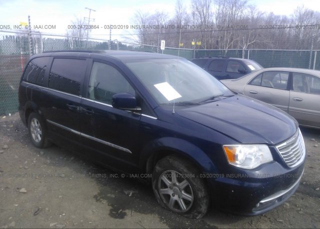 Inventory #261604429 2012 Chrysler TOWN & COUNTRY