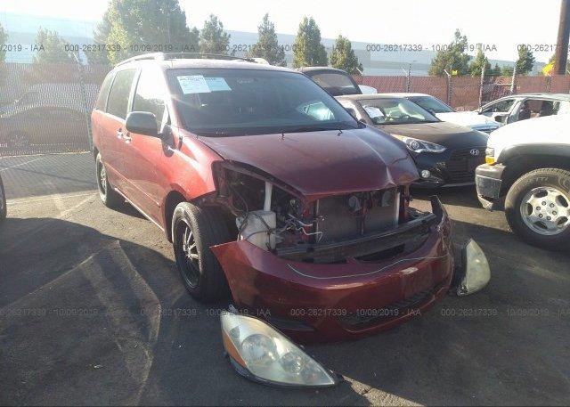 Inventory #400443720 2006 Toyota SIENNA