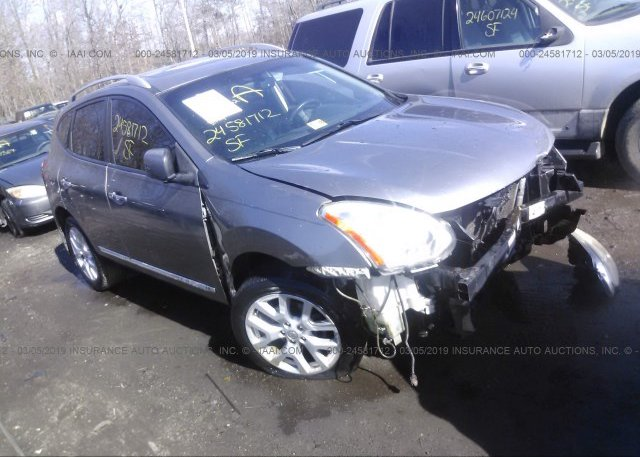 Inventory #639749924 2011 Nissan ROGUE
