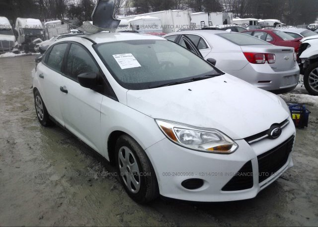 Inventory #959724600 2014 FORD FOCUS