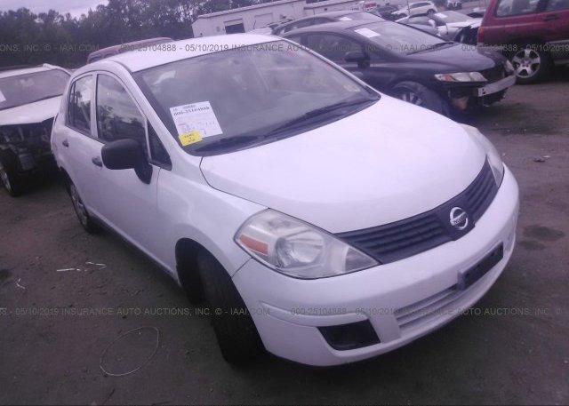 Inventory #762372394 2009 Nissan VERSA