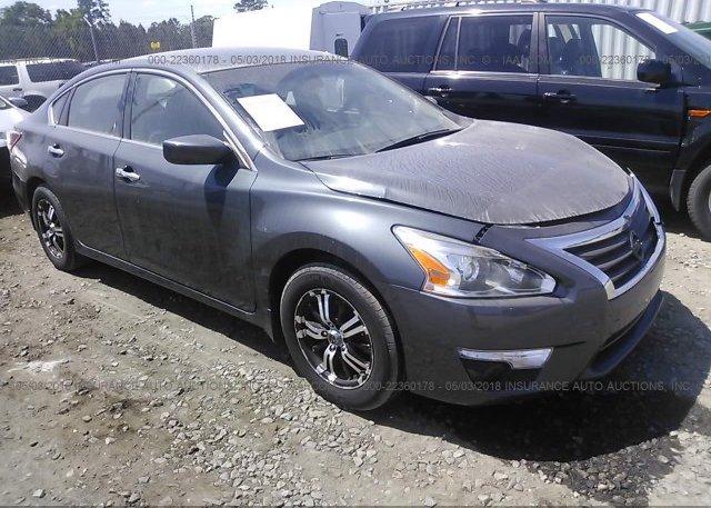 Inventory #410587242 2013 Nissan ALTIMA