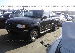 2002 Mazda B3000 - 4F4YR12U52TM19968 Right View