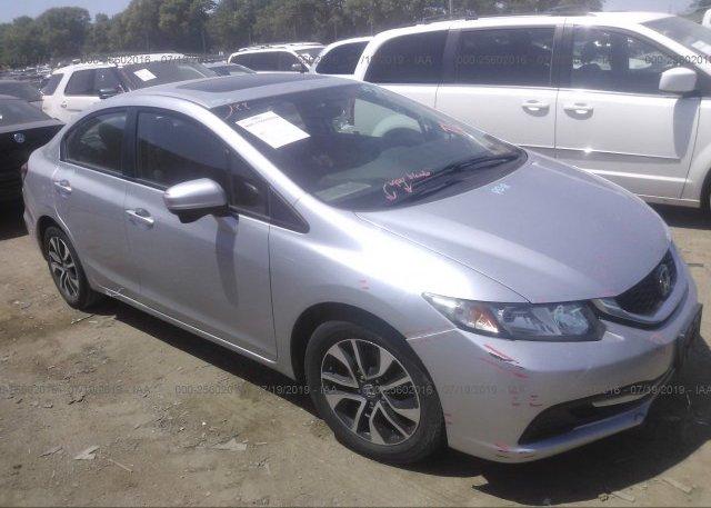 Inventory #574719817 2014 Honda CIVIC