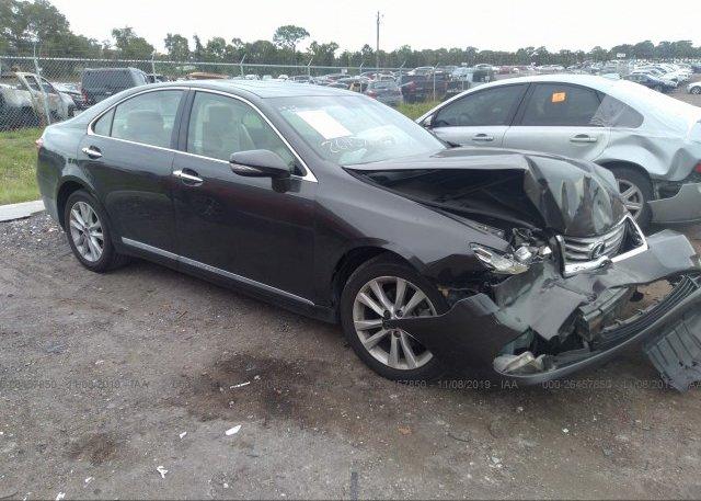 Inventory #883775351 2010 Lexus ES