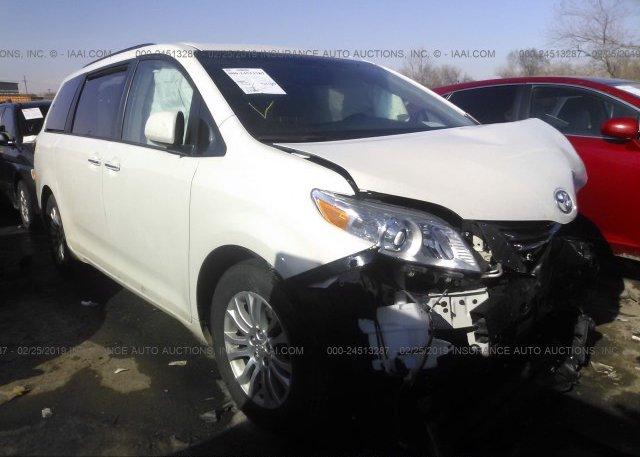 Inventory #460407677 2015 Toyota SIENNA