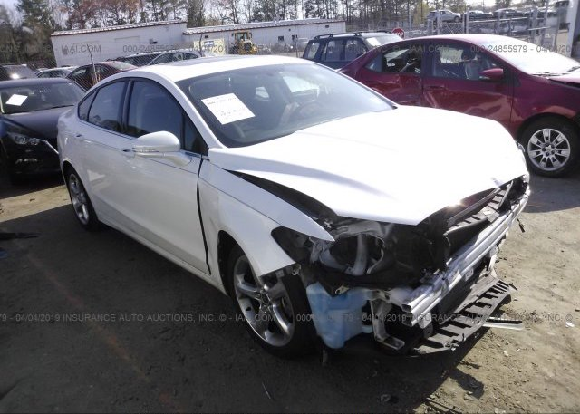 Inventory #566759777 2013 FORD FUSION